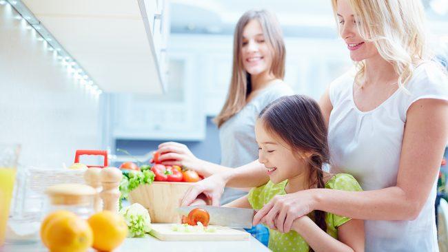 Kodin ja koulun ruokakasvatuksen TOP 5