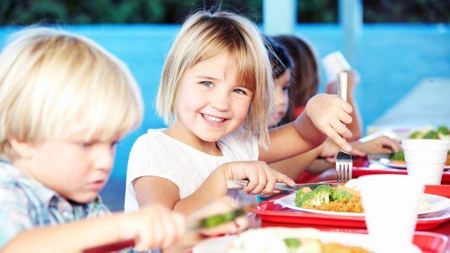 Skolmåltiderna är mycket mer än bara mat