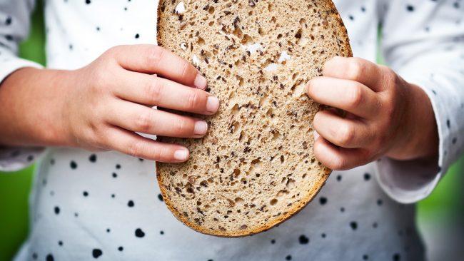 Känseln – hur känns maten?