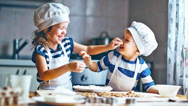 Ruokakasvatus varhaiskasvatuksessa ja perusopetuksessa