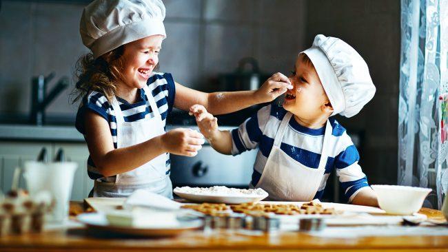 Matfostran i småbarnspedagogiken och grundskolan