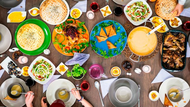 Ruokakulttuuria maailmalta
