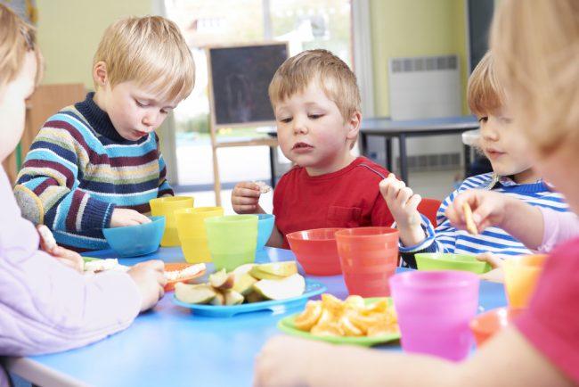 Lektionsplan för småbarnspedagogik