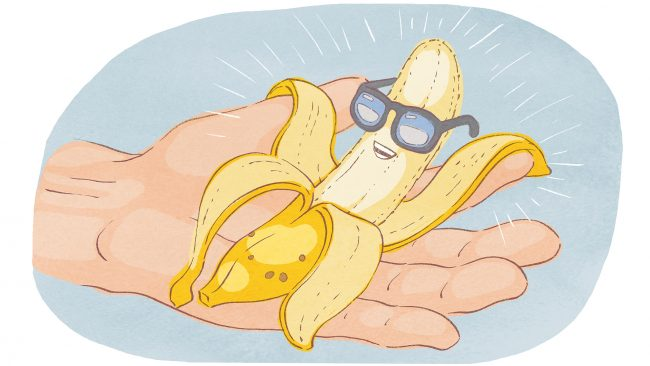 Ruma banaaninpoikanen