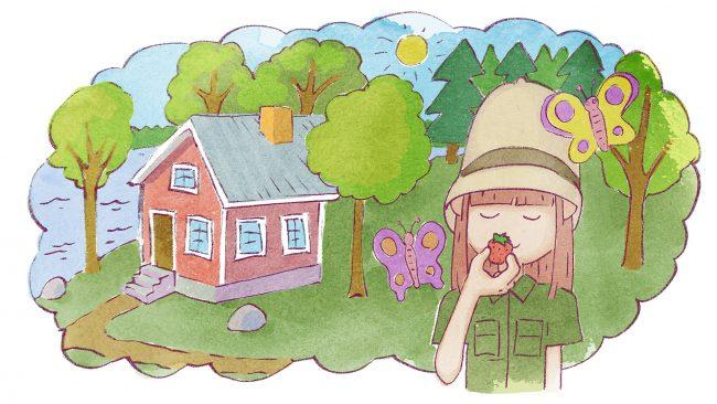 Ruut Ruokatutkailija kerää ruokamuistoja