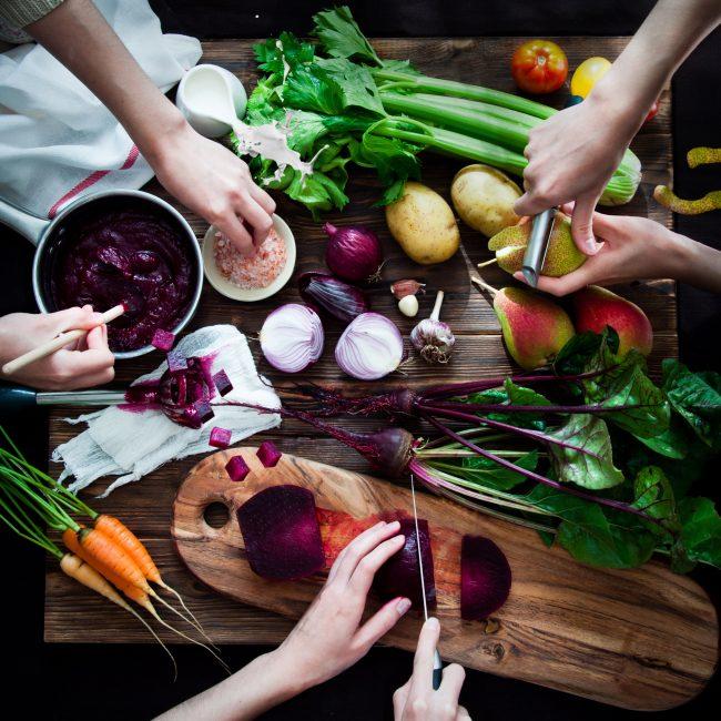 Hållbar meny